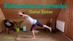 Rücken Workout | Körperhaltung verbessern & Schmerzen vorbeugen