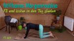 Morgenroutine | fit & energiegeladen in den Tag starten
