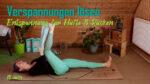 Entspannung für Hüfte und Rücken im Liegen | Verspannungen lösen